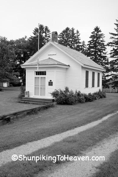 Antioch School, Jones County, Iowa