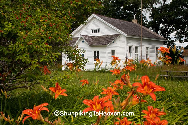 Friendship Rural School, Sauk County, Wisconsin