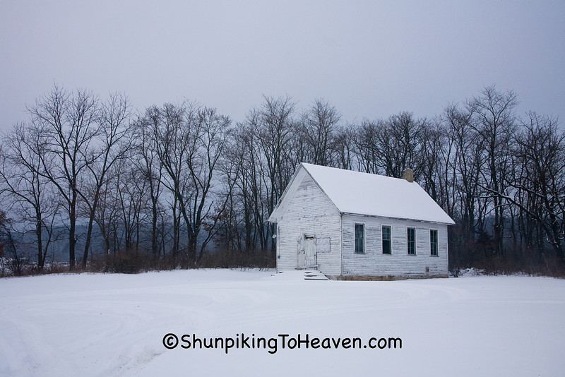 Dover School, Iowa County, Wisconsin