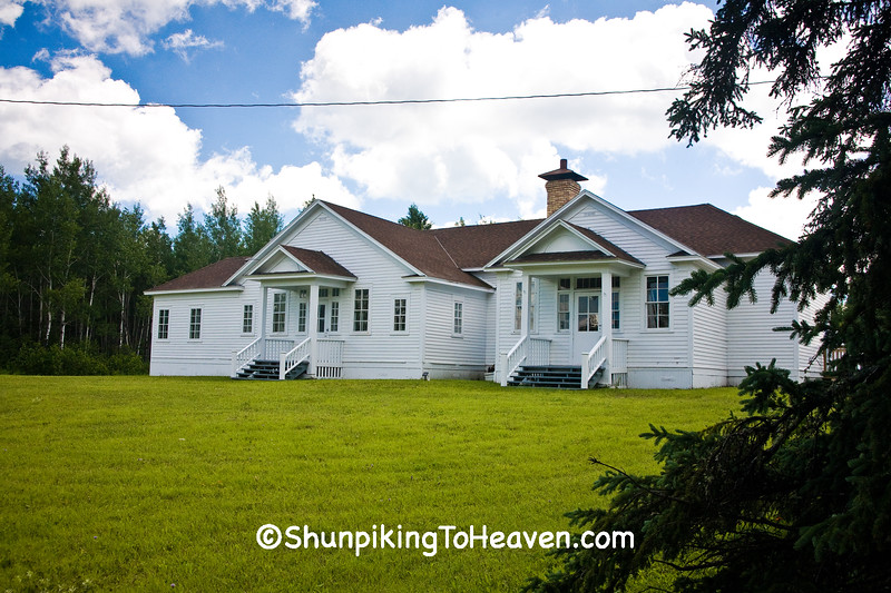 Toimi School, Lake County, Minnesota