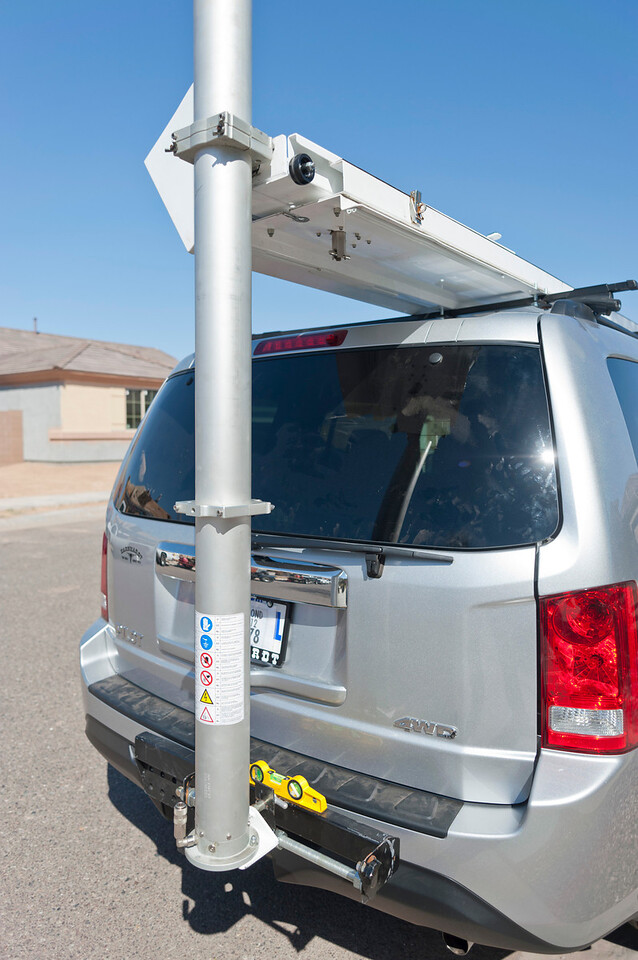 Total Mast Solutions 17Meter Fast Mast