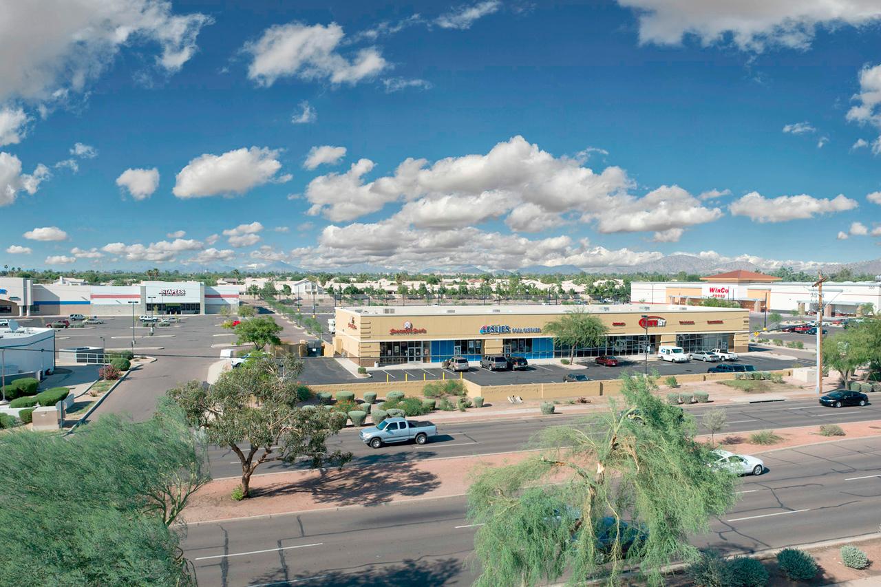 Elevated Mast Photograph 7th Ave & Bell, Phoenix AZ