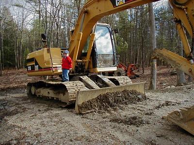 Liam excavator
