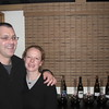 Happy homeowners of James Cowan's great design.  Celebrating our first year in the home w/ our First Annual Syrah-Off, January 2009.