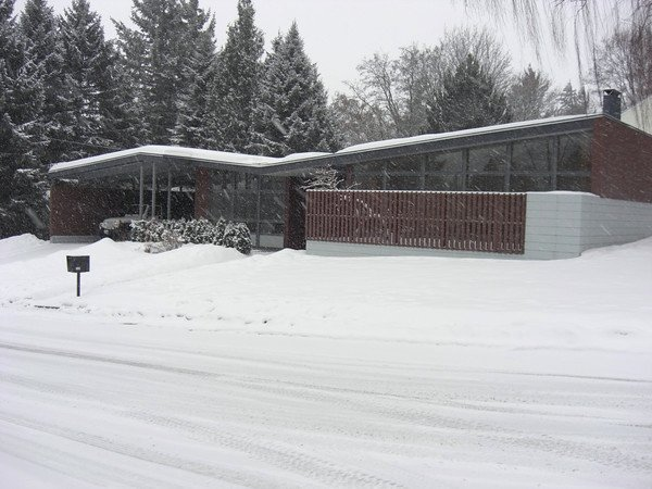 Home of Emily and Scott<br /> 209 N Alder Street<br /> Ellensburg, WA<br /> <br /> James Cowan, architect, 1957