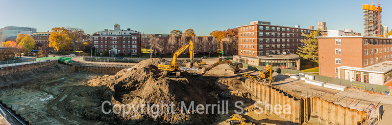 Emmanuel College: New Residence Hall Construction, Start to Finish