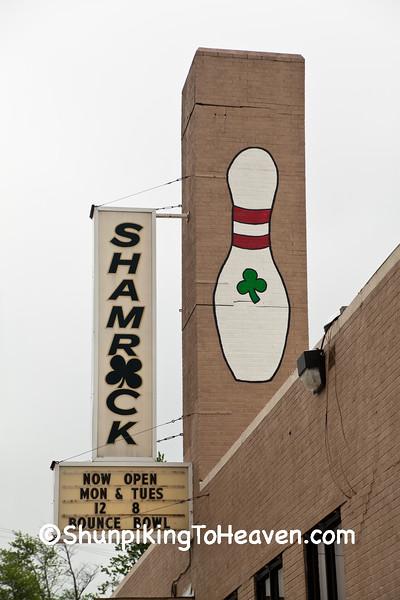 Shamrock Lanes, Springfield, Ohio