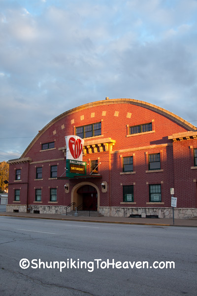 The Col Ballroom, Davenport, Iowa
