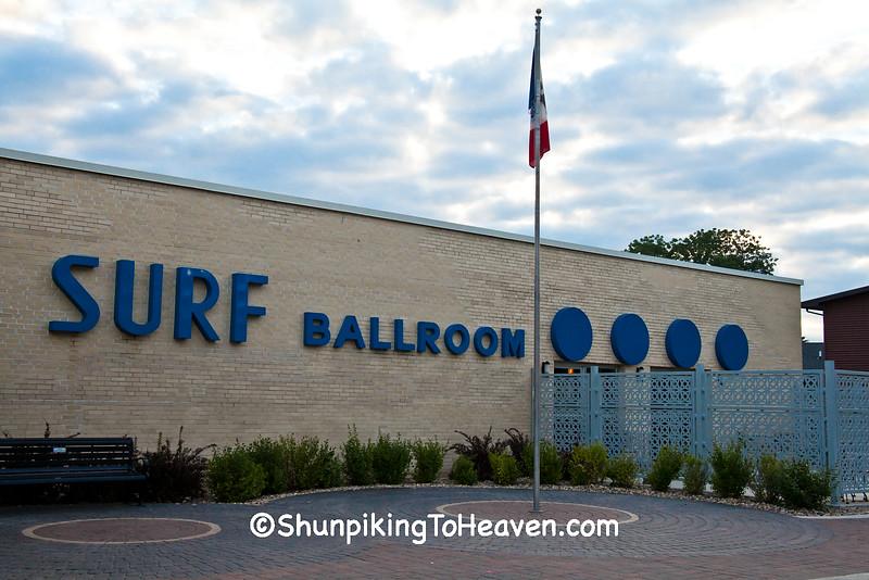 The Surf Ballroom, Clear Lake, Iowa