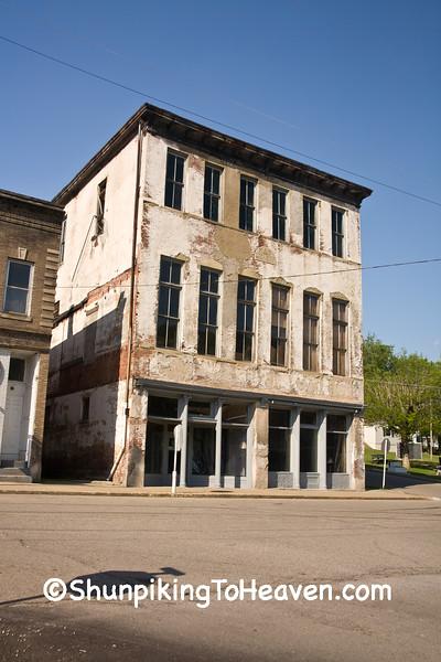 Knights of Labor (Knights of Pythias) Opera House, Shawnee, Ohio