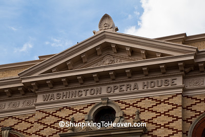 Washington Opera House, Maysville, Kentucky