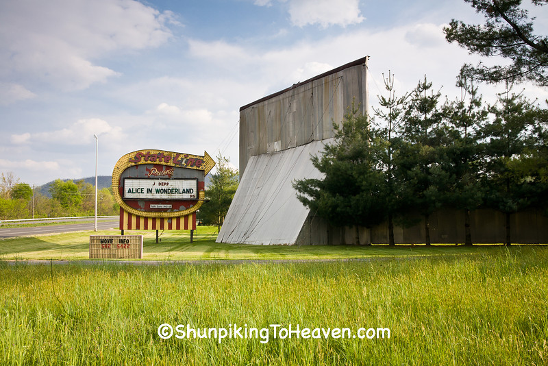 State Line Outdoor Theater, Carter County, Tennessee