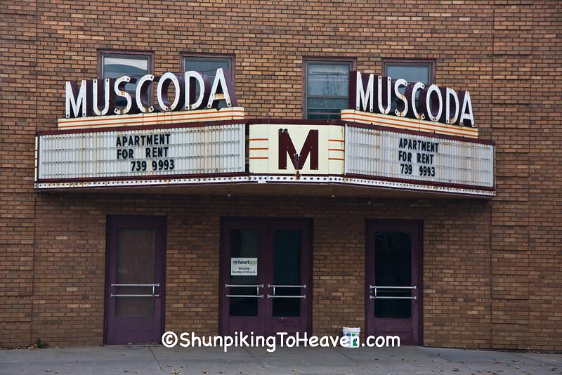 Muscoda Theatre, Muscoda, Wisconsin