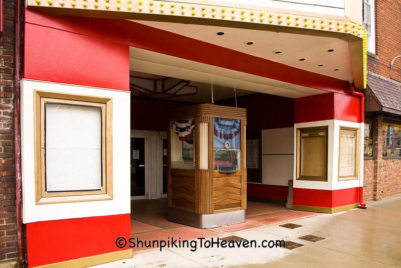 Colony Theater, Highland County, Ohio