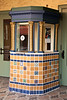 Ticket Booth at Russell Theatre, Maysville, Kentucky