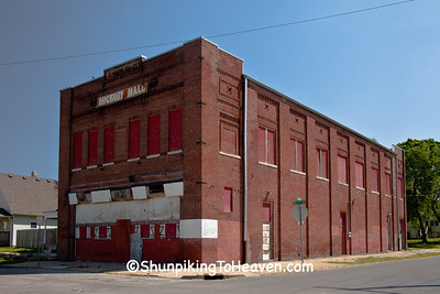 Hickory Theatre, St. Joseph, Missouri