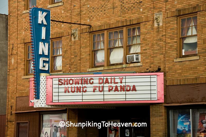 King Theater, Belle Plaine, Iowa