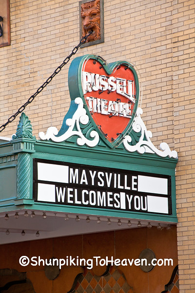 The Russell Theatre, Maysville, Kentucky