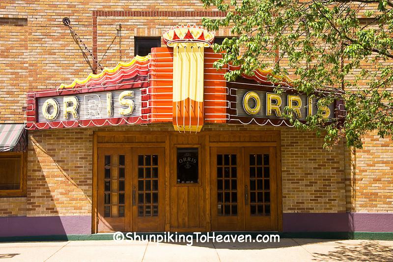 Orris Theater, Ste. Genevieve, Missouri