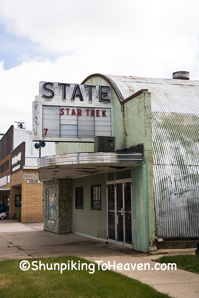 State Theater, Holstein, Ida County, Iowa