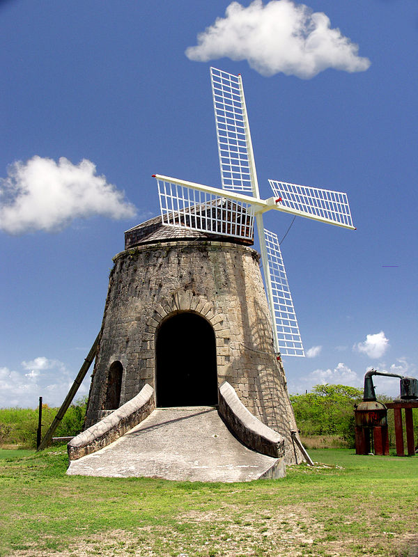 Sugar Cane Mill - St. Croix, Virgin Islands