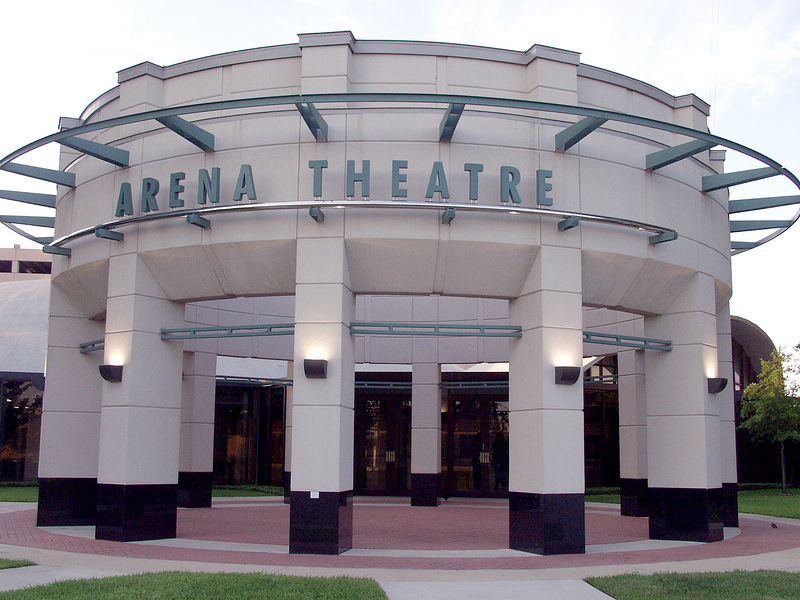 Arena Theater - Houston, Texas