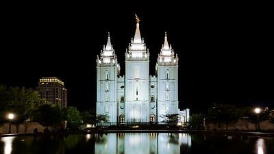The Salt Lake Temple - Salt Lake City