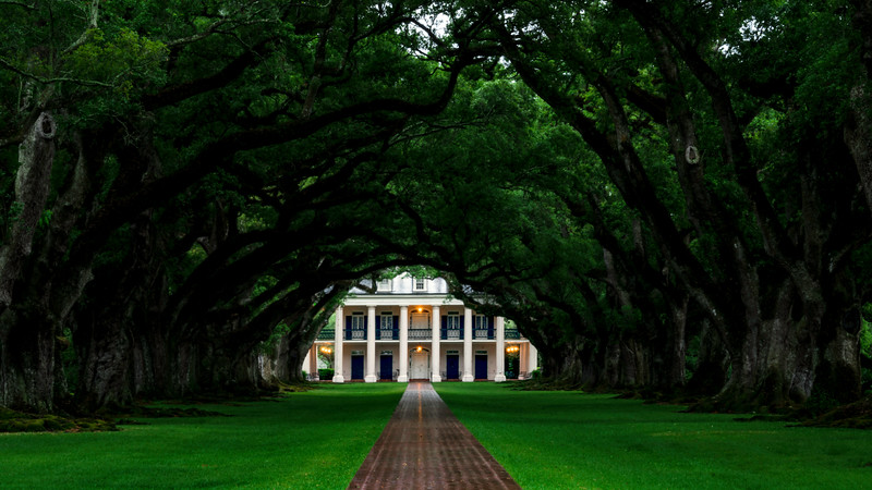 Oak Alley Plantation - New Orleans