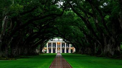 Oak Alley Plantation - New Orleans