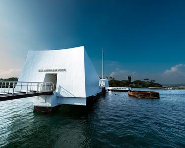 USS Arizona Memorial - Honolulu