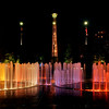 Centennial Olympic Fountains in Atlanta, GA