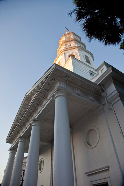 Established in 1680, St. Philip's Church, the mother church of Anglicanism in the Carolinas, is the oldest Anglican congregation. Charleston, South Carolina