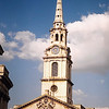 St Martin's-in-the-Fields church - London