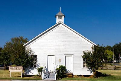 September 25, 2012 Bloomfield Schoolhouse Pilot Point, Texas