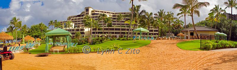 March 11, 2011 St Regis Hotel Princeville, Kauai