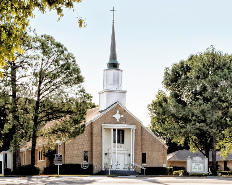 September 22, 2012  St Thomas Aquinas Church  Pilot Point, Texas