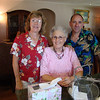 More prepsters - my sister Laurie, my sweetie Carla, and Laurie's Tom