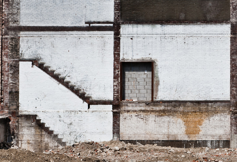 Ghost Stairs crop