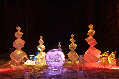Ice Carvings, toys