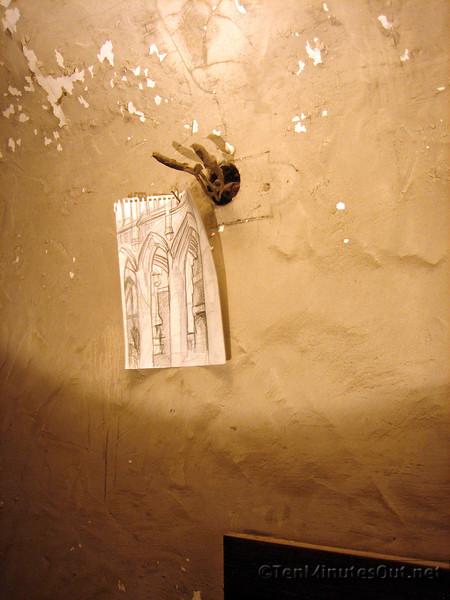 Wall Art: An artists representation
