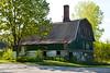 Old Gambrel Roof Barn, Sauk County, Wisconsin