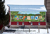 Quilt Mural on Barn, Walworth County, Wisconsin