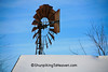 Rusty Windmill, Richland County, Wisconsin