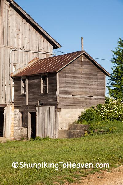 Granary, Iowa County, Wisconsin