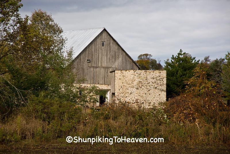 Fieldstone Hop House, Kewaunee County, Wisconsin