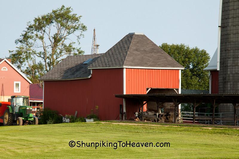 Hop House, Sauk County, Wisconsin