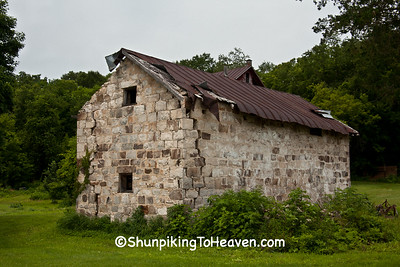 Stone Hop House, Sauk County, Wisconsin