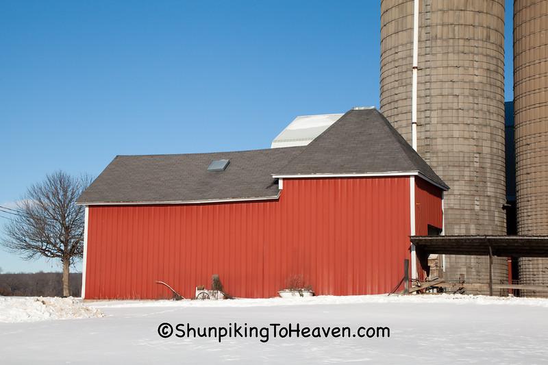Historical Hop House, Sauk County, Wisconsin