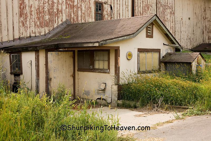 Milkhouse, Sauk County, Wisconsin