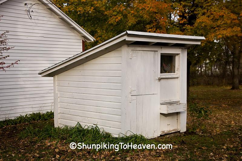 Chicken Coop, Rock County, Wisconsin